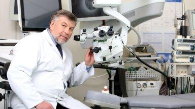 Лазерная коррекция зрения: возможности и развитие