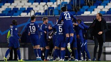 BLOGI | Esimeses poolfinaalis jäi kõik lahtiseks: Real ja Chelsea leppisid äikesevihmas viiki