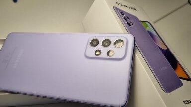 Karbist välja: tuliuus Samsung Galaxy A52 – taaskord võtab odav telefon kallitelt igasuguse mõtte