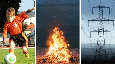 Mis on ühist jalgpallil, jaanipäeval ja energeetikal?
