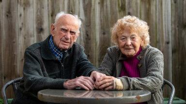 Супруги, прожившие в браке 80 лет, поделились секретом идеальных отношений