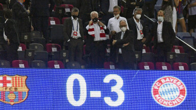 Bayerni delegatsioon Camp Noul