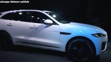 JÄRELVAADATAV | Inchcape Motors esitleb: uue Jaguar F-PACE'i tutvustus