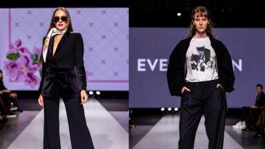 MOEVIDEO | Vaata! Eesti disainerid näitavad, millised on selle hooaja kõige trendikamad püksid