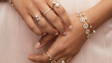 FOTOD | Milline on eestlaste seas kõige populaarsem kihlasõrmus? Kuidas on sinna kõrvale õige valida abielusõrmus?