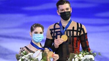 Anastasia Mishina ja Aleksandr Galliamov