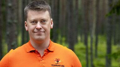 AS Timber kaasasutaja ja turundusjuht Ott Krigul