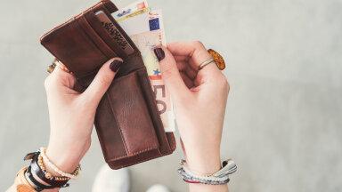 Kardad, et satud naise otsa, kes on ainult raha peal väljas? Need omadused viitavad kullakaevajale