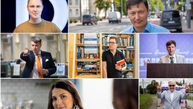 Tallinna linnapeakandidaadid 2021