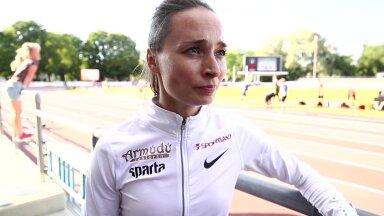 DELFI VIDEO | Ksenija Balta olümpiale pääsemisest: kui keegi oleks minu asemel, kas ta annaks siis koha ära? Väga kahtlen selles