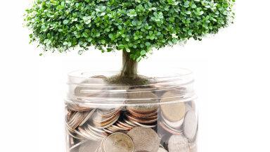 Rahalise vabaduse ekspert annab nõu: kui palju peaks raha kõrvale panema?
