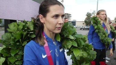 Ирина Эмбрих рассказала об условиях для занятий фехтованием