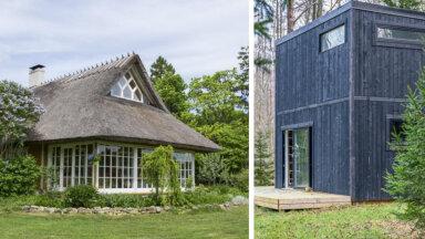 Unistad idüllilisest elamisest mõnel Eesti saarel? Vaata silmapaistvamaid müügis olevaid objekte