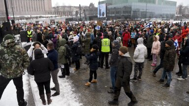 Meeleavaldus Helsingis 20. märtsil