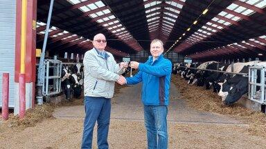 Viljakasvataja ostis piimatootmisettevõtte ja tekkis Raplamaa suuremaid põllumajandusettevõtteid