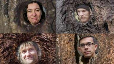 Silvia Lotman (ELF), Tõnu Laasi (keskkonnaamet), Ando Eelmaa, Arpo Kullerkupp (Erametsaliit).