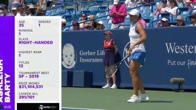 TÄISPIKKUSES | Tennis: Ashleigh Barty - Jil Teichmann