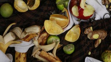 Maailmas visatakse aastas ära üle 900 miljoni tonni toitu