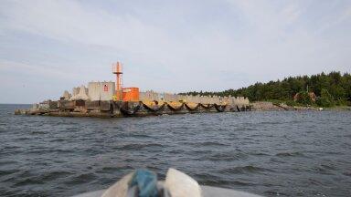 Сегодня начинается сезон навигации на остров Аэгна
