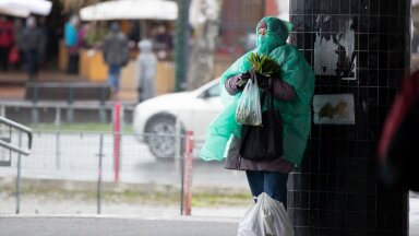 Ilmaprognoos lubab eelolevaks nädalaks kõvasti vihma, võimalik ka äike