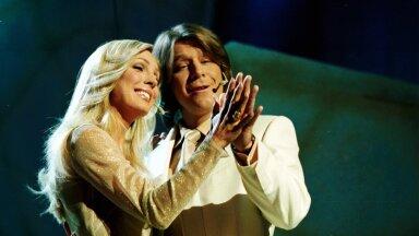AASTA SUURSÜNDMUS: 2002. aastal langes Eestile Eurovisioni korraldamise au. Suurt võistlusõhtut juhtisid Annely Peebo ja Marko Matvere.