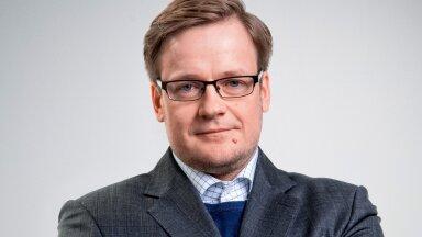 Eesti Ekspress peatoimetaja Erik Moora