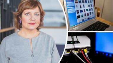 Hille Hinsberg: internetivabadus on üleilmselt langenud, 45 riigi ametid jälgisid nuhkvaraga kasutajate sideandmeid