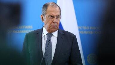 Лавров о разговоре с Лийметс: Таллинн должен отказаться от территориальных претензий к РФ