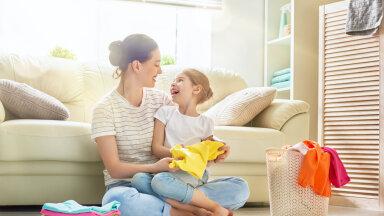 Väiksed abikäed | Lihtsad majapidamistööd, millega lapsed ideaalselt hakkama saavad!