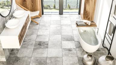 Kuidas ise põrandat plaatides hea tulemus saavutada?