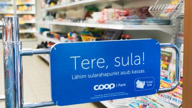 Tere, Sula! Coop Panga uus kampania sularaha väljavõtmise populariseerimiseks.