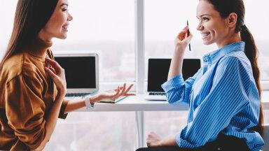 Vahel tasub hoida keelt hammaste taga ehk 10 fraasi, mis rikuvad ära võimaluse karjääriredelil tõusta