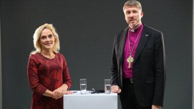 Vilja Kiisler ja Urmas Viilma