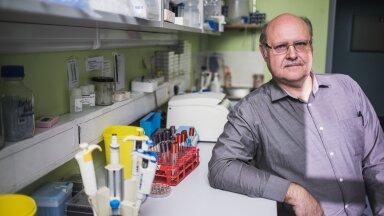 ABSURD: Kui keegi teeb biorelva, siis milleks selline hädine biorelv nagu praegune viirus, kommenteerib viroloog Andres Merits.