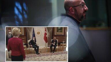 Sohvaskandaal röövis Euroopa Ülemkogu presidendilt une: kui saaksin, läheksin ajas tagasi
