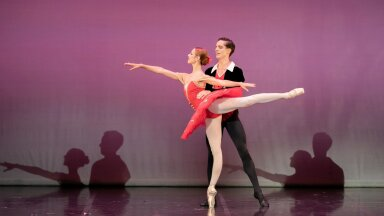 Suveöö balletigala, balleti suvekool