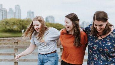 Kui soovid, et sõprussuhe kestaks igavesti, siis peaksid oma südamesõbrannaga just nii tihti kohtuma
