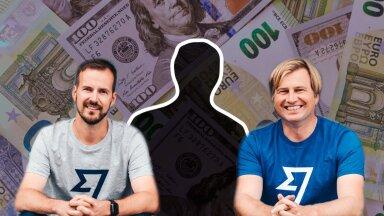 VIDEO | Vaata, kuidas on Eesti värskete miljardäride väärtus aastatega kasvanud. Kas keegi suudab üldse nende kannul püsida?