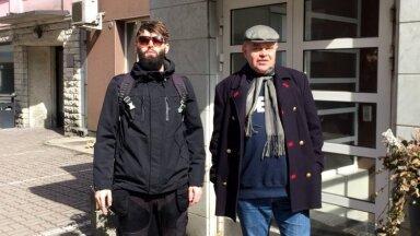 Taavet Kase ja Andrus Kivirähk