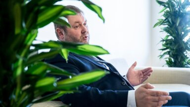 Endine keskkonnaminister Rene Kokk