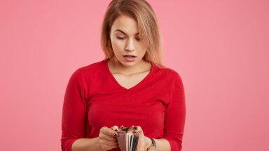 Kuhu see raha küll kaob? Kuidas oma finantskäitumist muuta, et uuel aastal oleks olukord parem?