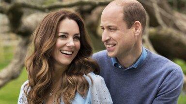 FOTO | Teeb kadedaks! Kas see kallis ehe ongi Williami kingitus Kate'ile pulma-aastapäevaks?