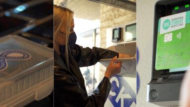 VIDEO | Prügivaba elu on kohal? Panime proovile Balti Jaama turu uue pakendisüsteemi