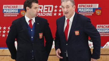 Roman Rotenberg ja Vladislav Tretjak