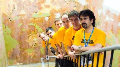 Projekt PSII alustas oma idee arendamist kevadel, Garage 48 hackathonil.