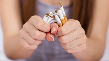 Head nõuanded! 7 tavapäratut nippi suitsetamisest loobumiseks