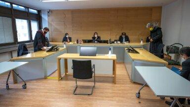 DELFI FOTOD AUSTRIAST | Kohtusse ilmumata jätnud Andrus Veerpalu ja Aleksei Poltoranini esimene istung kestis kõigest 15 minutit