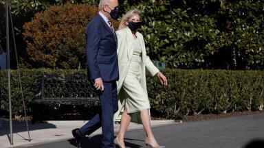 FOTOD | Esimestel kuudel USA esileedina on Jill Biden näidanud väga muljetavaldavat stiili