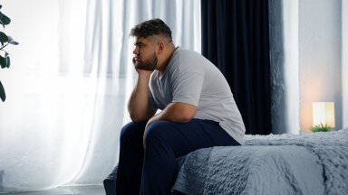 Tervelt 20-50% juhtudest on paari lastetus tingitud mehest. Miks ja kuidas mõjutab ülekaalulisus meeste seksuaalelu?
