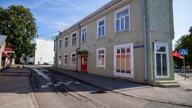 Hooned Kopli tänaval